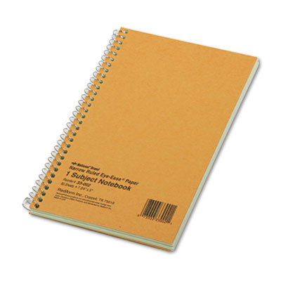 National Brand Single-Subject Wirebound Notebooks