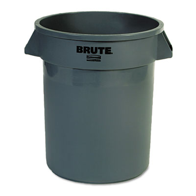 Rubbermaid Commercial Round Brute Container
