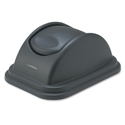 Rubbermaid Commercial Rectangular Free-Swinging Lids