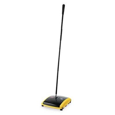Rubbermaid Commercial Dual Action Sweeper