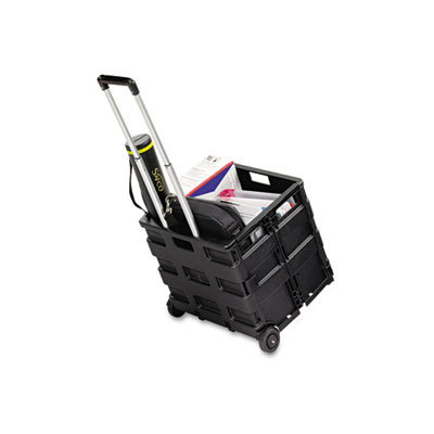 Safco 1.2 Cu. Ft. Capacity Stow-Away Crate