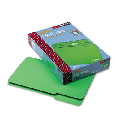 Smead Colored File Folders
