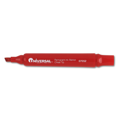 Universal Chisel Tip Permanent Marker