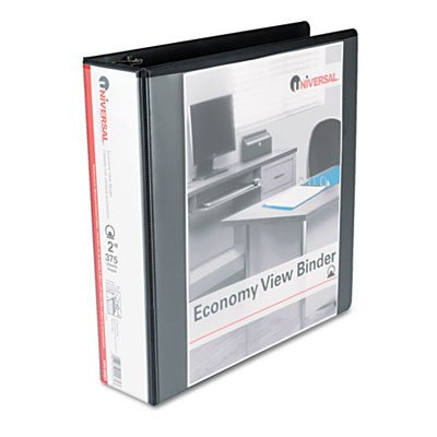Universal Round Ring View Binders