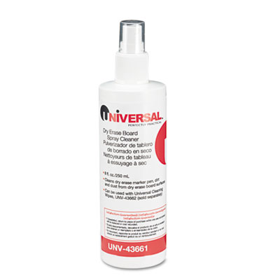 Universal Dry Erase Board Spray Cleaner
