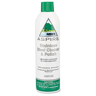 Misty Aspire Stainless Steel Cleaner & Polish