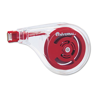 Universal One Side-Application Correction Tape