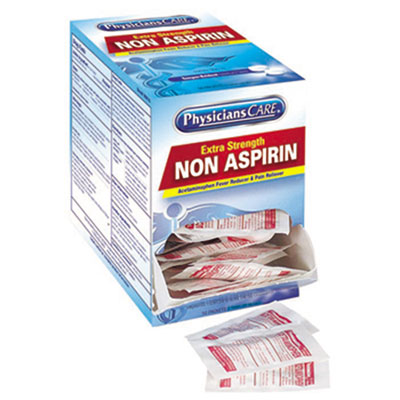 PhysiciansCare Extra-Strength Acetaminophen Tablets
