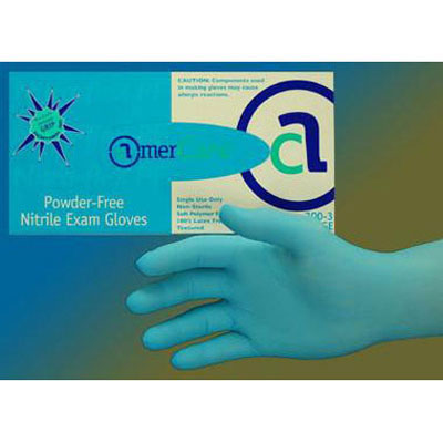 Amercare NITRA-FLEX Nitrile Exam Gloves