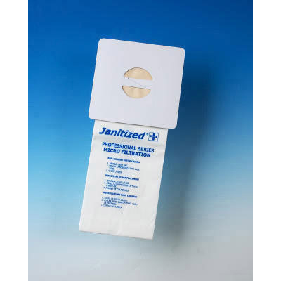 Janitized Vacuum Filters