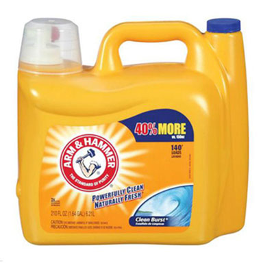 Arm & Hammer Dual HE Clean-Burst Liquid Laundry Detergent