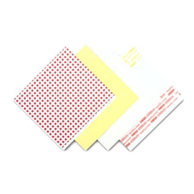 Dixie Menu Tissue Untreated Paper Sheets
