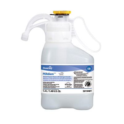 Diversey PERdiem Concentrated General Purpose Cleaner with Hydrogen Peroxide