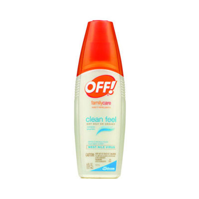 OFF! FamilyCare Spray Insect Repellent