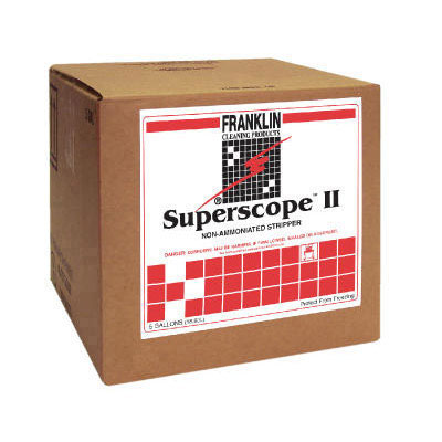 Franklin Cleaning Technology Superscope II Non-Ammoniated Stripper