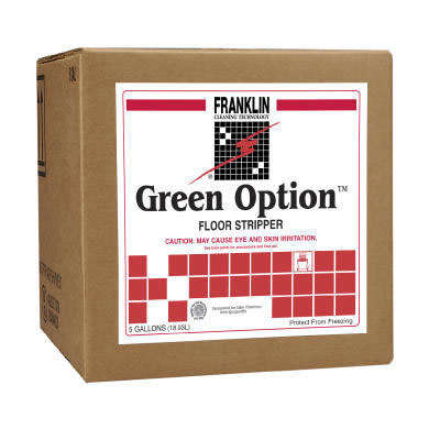 Franklin Cleaning Technology Green Option Floor Stripper