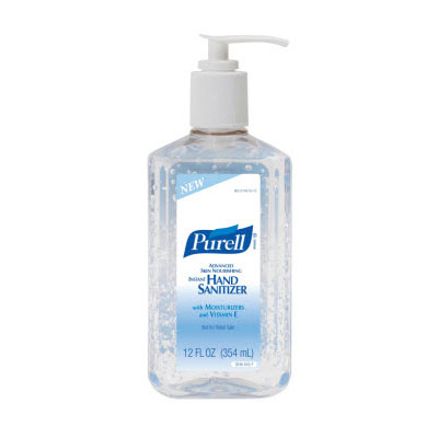 PURELL Advanced Instant Hand Sanitizer with Derma Glycerin System