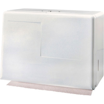 Georgia Pacific Space Saver Singlefold Paper Towel Dispenser