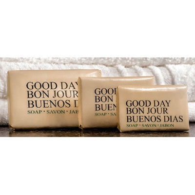 Good Day Amenity Bar Soap