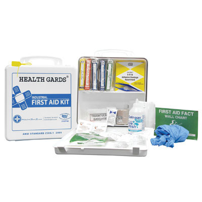 Hospital Specialty Co. Health Gards First Aid Kit