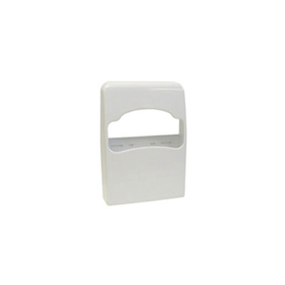 Hospital Specialty Co. Health Gards Quarter-Fold Toilet Seat Cover Dispenser