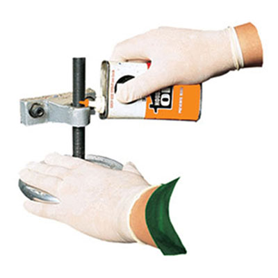 Impact ProGuard Disposable Synthetic Gloves