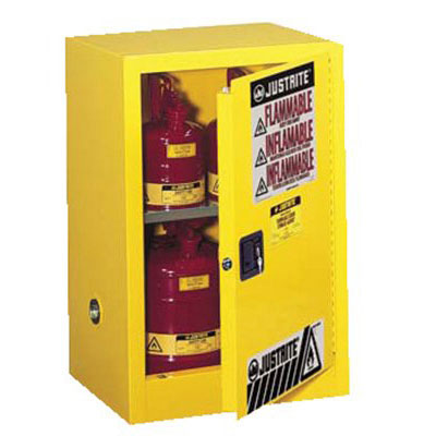 JUSTRITE Sure-Grip EX Safety Cabinet
