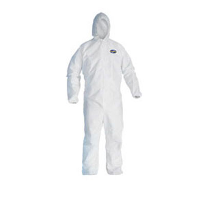 KIMBERLY-CLARK PROFESSIONAL* KLEENGUARD* A80 Coveralls
