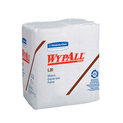 KIMBERLY-CLARK PROFESSIONAL* WYPALL* L20 Wipers