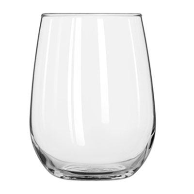 Libbey Stemless Wine Glasses