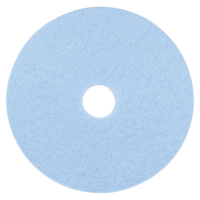 3M Sky Blue Hi-Performance Burnish Pad 3050