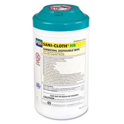 Nice Pak Sani-Cloth HB Wipes
