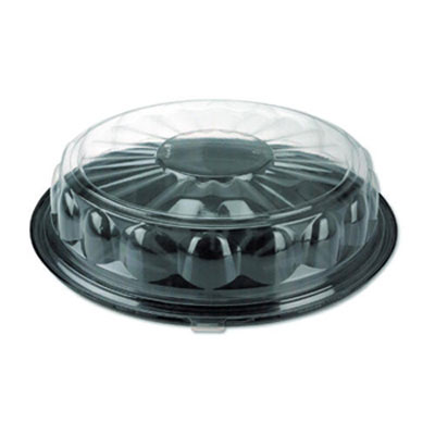 Pactiv CaterWare Dome-Style Food Container Lids