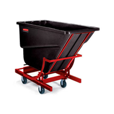 Rubbermaid Commercial Self-Dumping Hopper