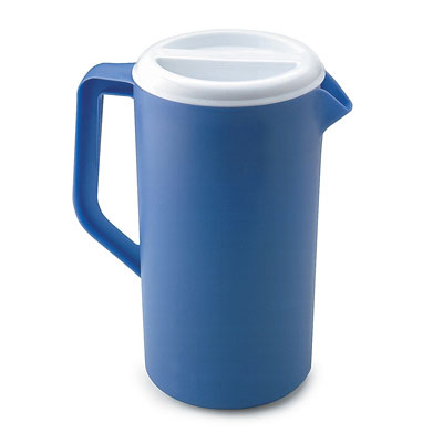 Rubbermaid Commercial Plastic Three-Way-Lid Pitcher
