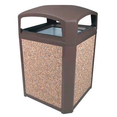 Rubbermaid Commercial Landmark Series Aggregate Panel