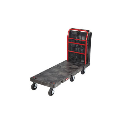 Rubbermaid Commercial Convertible Platform Truck