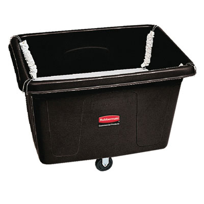 Rubbermaid Commercial Spring Platform Truck
