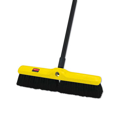 Rubbermaid Commercial Tampico-Bristle Medium Floor Sweep