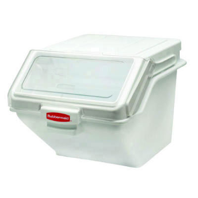 Rubbermaid Commercial ProSave Shelf-Storage Ingredient Bin