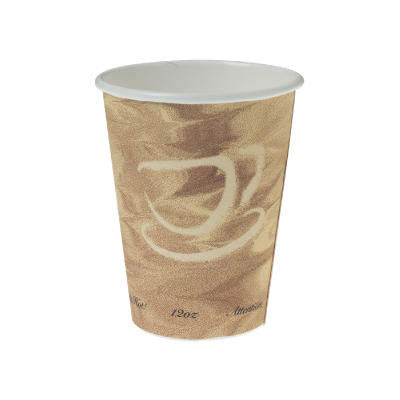 SOLO Cup Company Mistique Hot Paper Cups