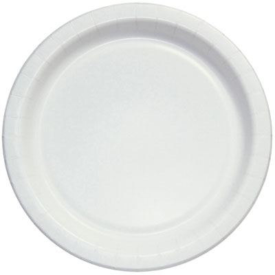 SOLO Cup Company Bare Eco-Forward Clay-Coated Paper Dinnerware