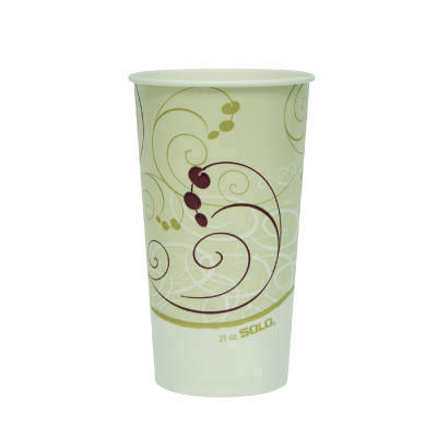 SOLO Cup Company Symphony Paper Cold Cups