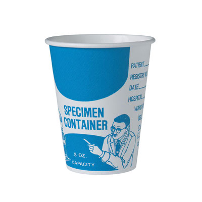 SOLO Cup Company Paper Specimen Cups