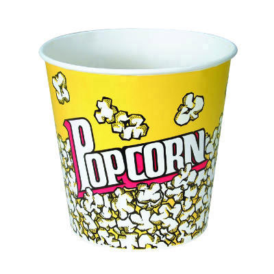 SOLO Cup Company Popcorn Container