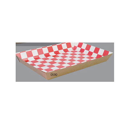 SCT Paper Lunch Trays
