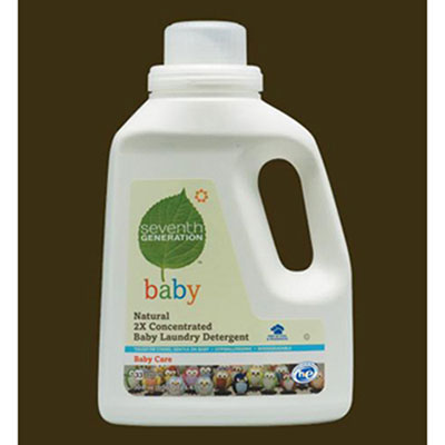 Seventh Generation Natural 2X Concentrated Baby Laundry Detergent