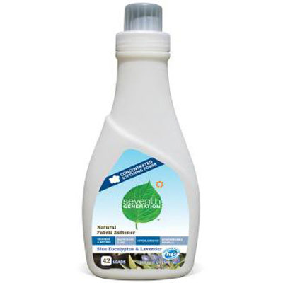 Seventh Generation Free & Clear Natural Liquid Fabric Softener