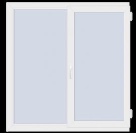 Стандартное среднее окно