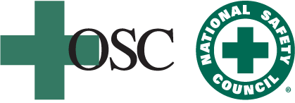 ocs and national safety council logos